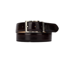 Leather Belt - Polished Coffee