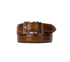 Leather Belt - Polished Tan