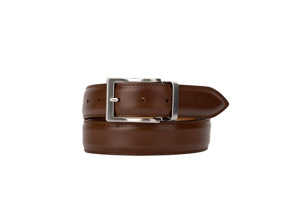 Leather Belt - Calf Brown