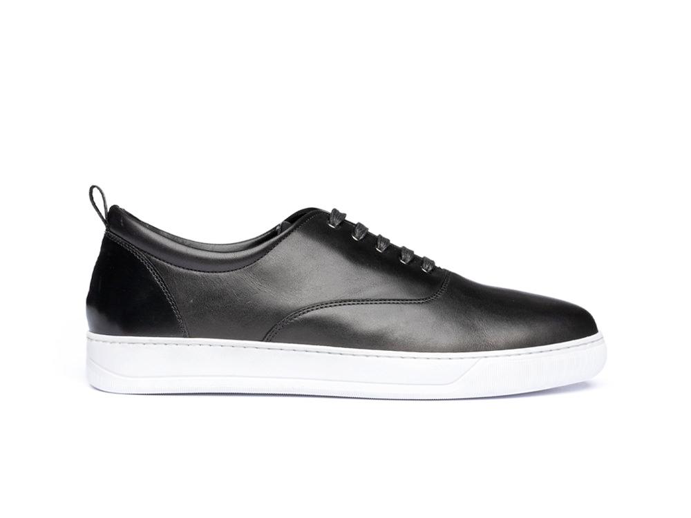 sneakers oxford calf black