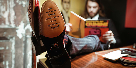 Customize Men's Shoes