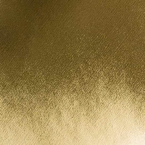 shiny laminated gold
