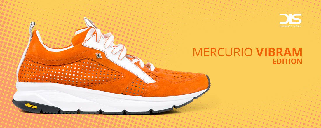 Mercurio Orange August Vibram