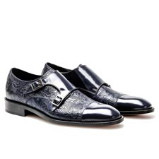 D'Annunzio - Groom Monk Strap Shoes