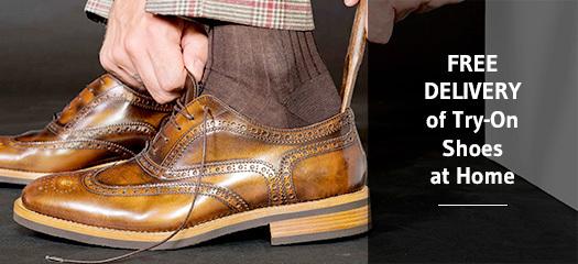 Trial footwear